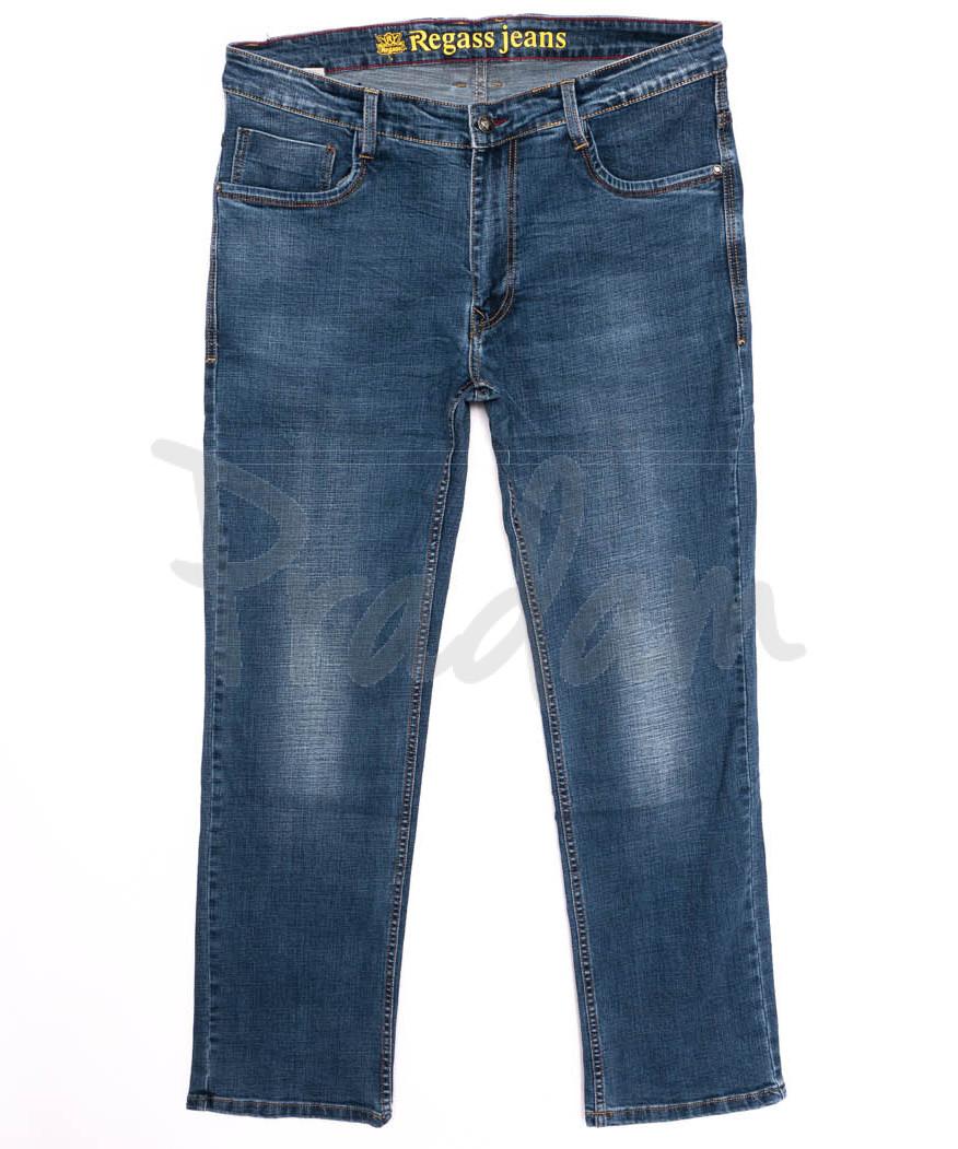 7877 Regass мужские синие осенние стрейчевые (30-40, 8 ед.)