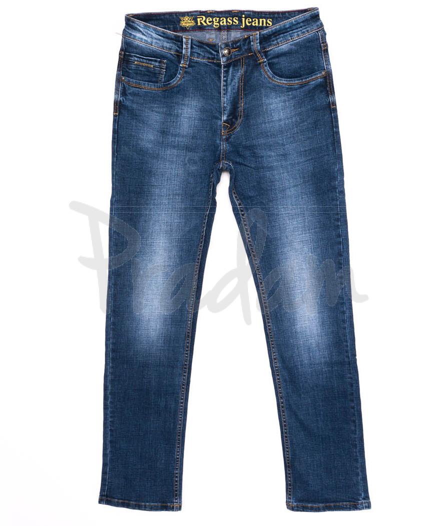 7881 Regass мужские синие осенние стрейчевые (29-38, 8 ед.)