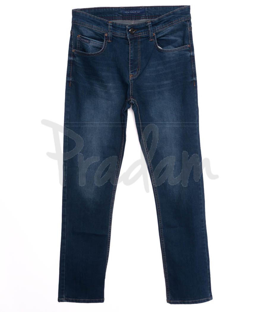0685 Red Moon джинсы мужские синие осеннии стрейчевые (31-38, 6 ед.)