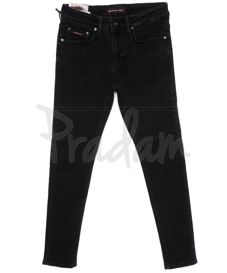 0374 Redmoon джинсы мужские темно-серые осеннии стрейчевые (29-36, 7 ед.)