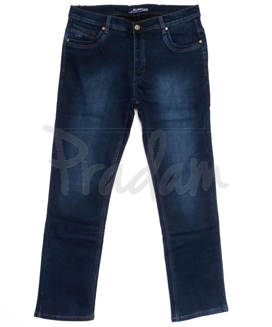 3725 Bagrbo джинсы мужские полубатальные на флисе зимние стрейчевые (32-38, 8 ед.)