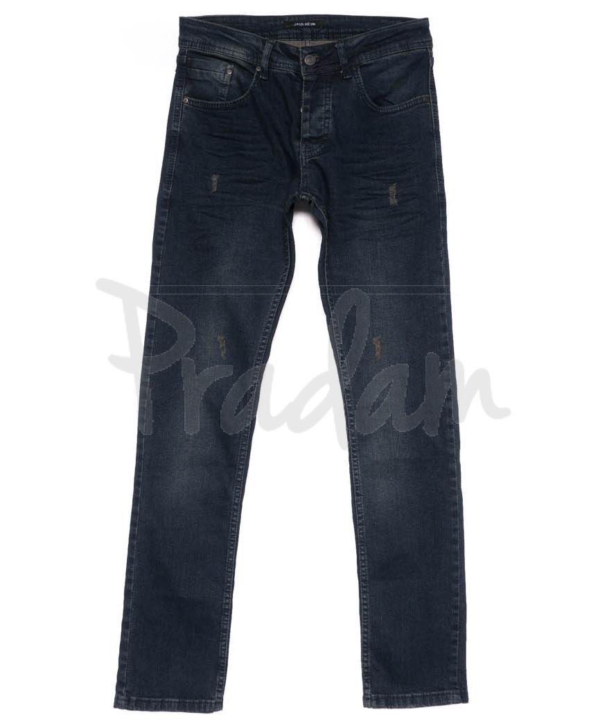 5225 Jack Kevin джинсы мужские осенние стрейчевые (29-38, 8 ед.)