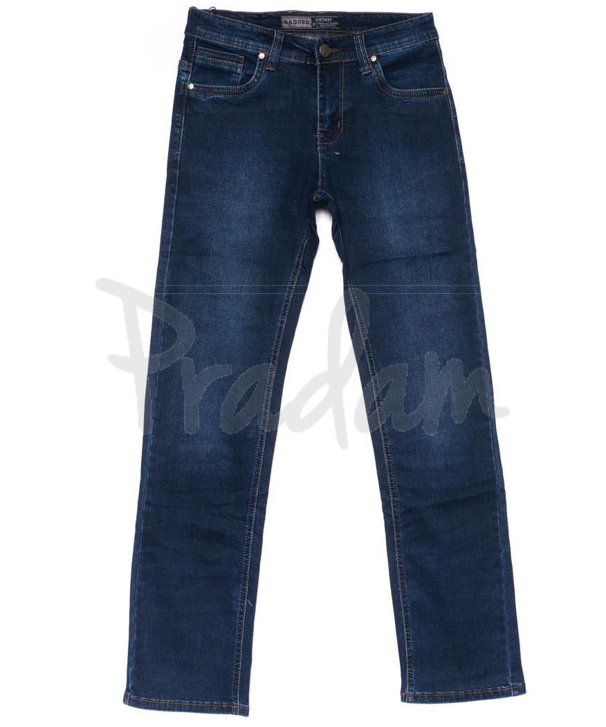6627 Bagrbo джинсы мужские синие осенние стрейчевые (29-38, 8 ед.)