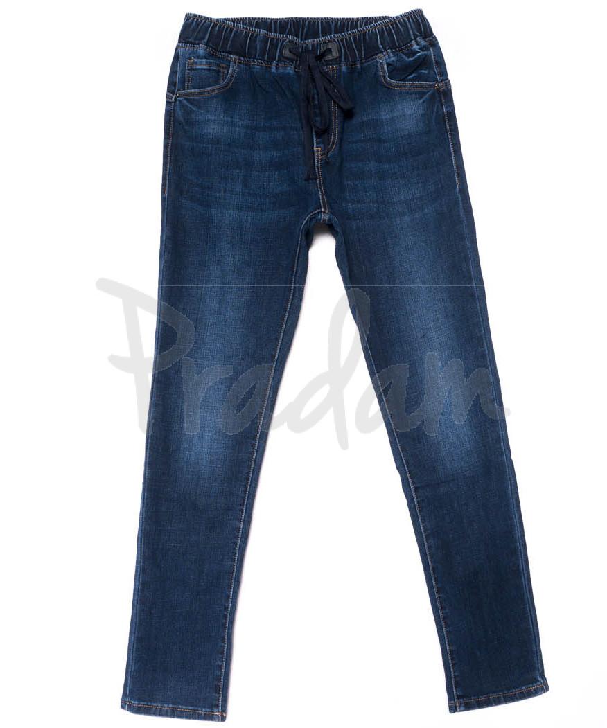 1492 Lady N джинсы женские батальные синие осенние стрейчевые (31-38, 6 ед.)