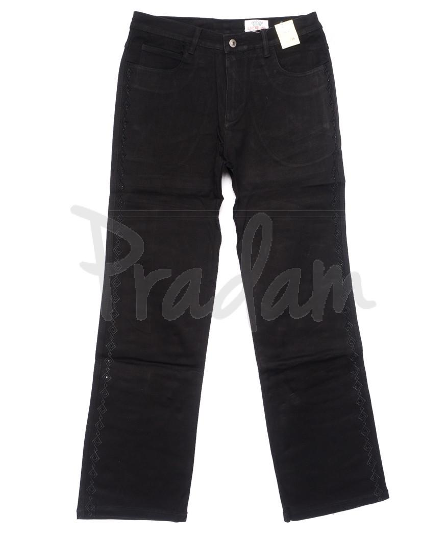 11976 Lafeidina джинсы женские батальные осенние стрейчевые (33-38, 6 ед.)