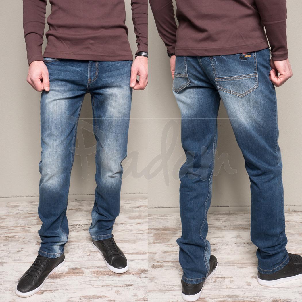 9908-3 R Relucky джинсы мужские с теркой весенние стрейчевые (29-38, 8 ед.)