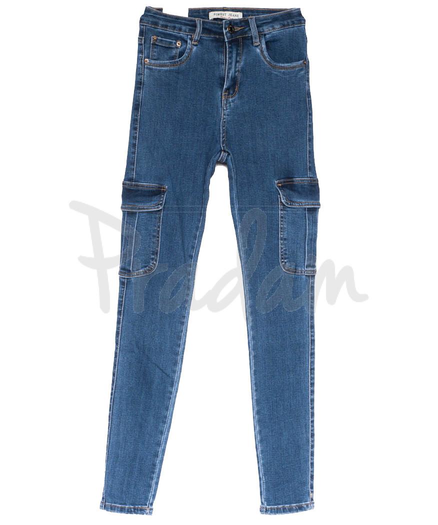 0359 Forest Jeans американка стильная весенняя стрейчевая (25-30, 6 ед.)