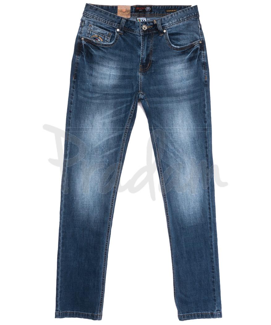 0913-5 R Relucky джинсы мужские синие весенние стрейчевые (29-38, 8 ед.)