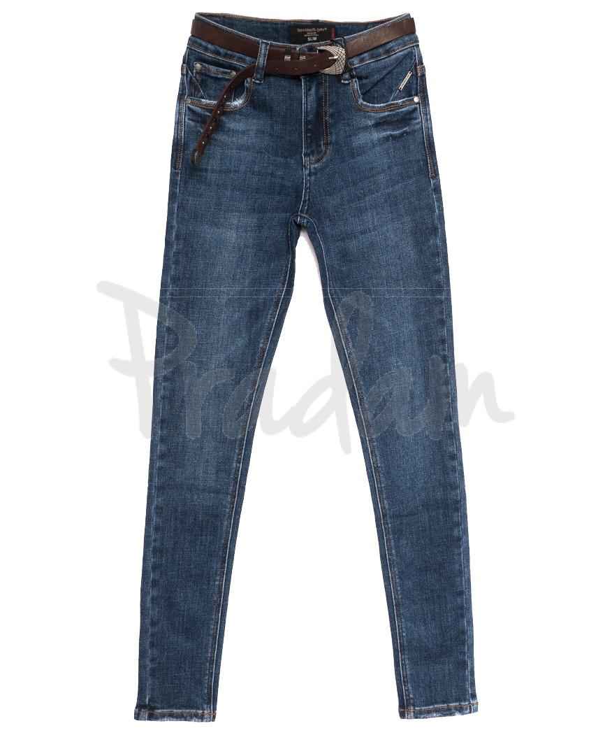 6254 Dimarkis Day джинсы женские синие осенние стрейчевые (25-30, 6 ед.)