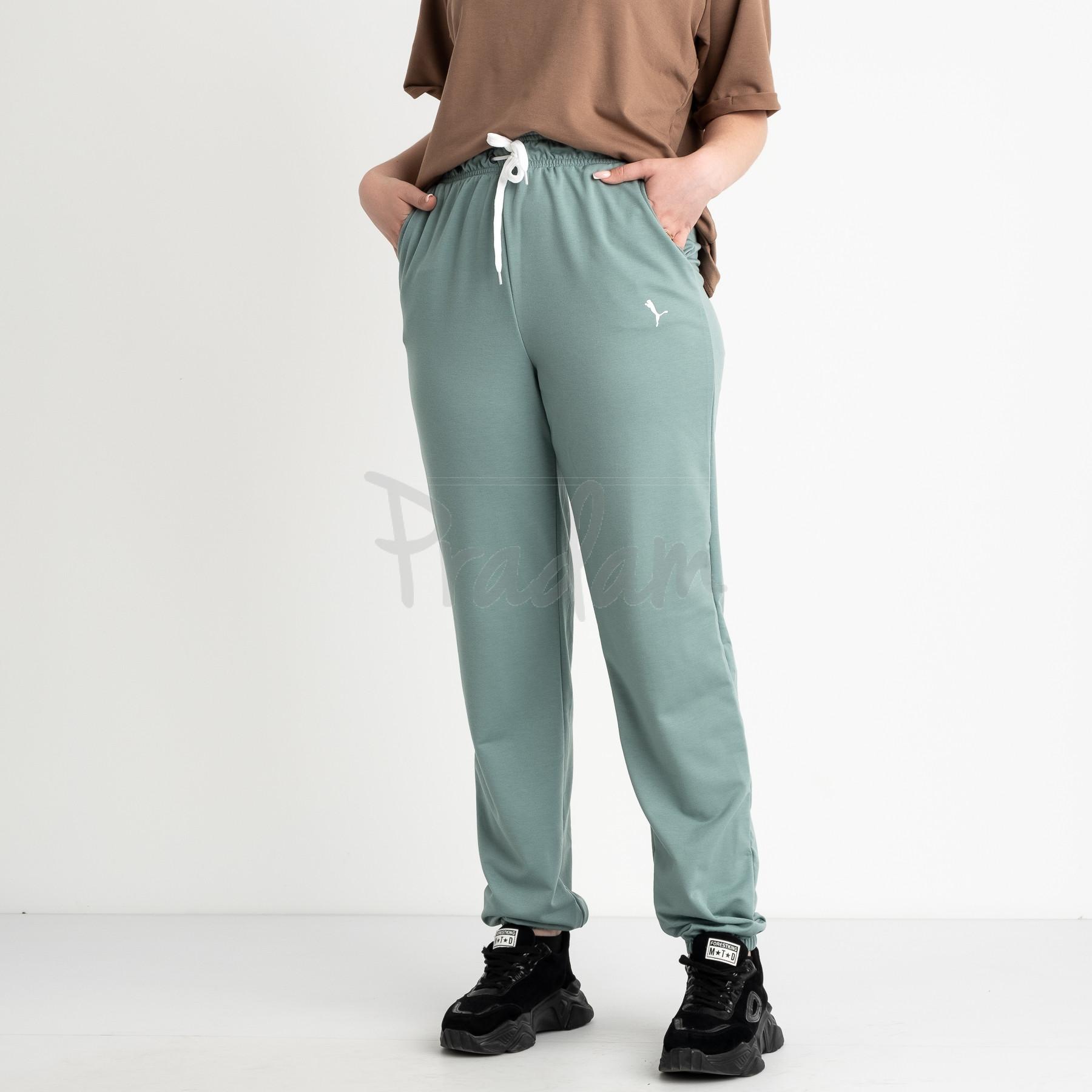 14870-5 Mishely полынь брюки женские спортивные батальные стрейчевые (4 ед. размеры: 50.52.54.56)