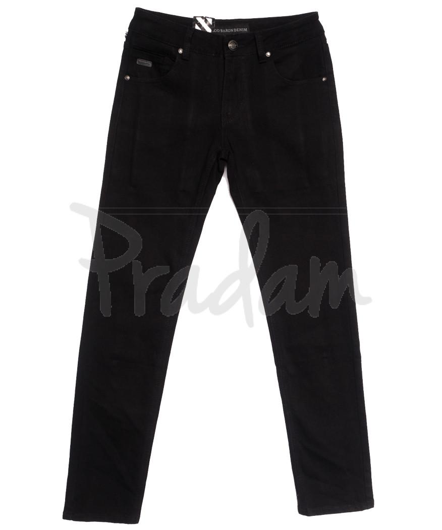 2008 God Baron джинсы мужские черные осенние стрейчевые (29-38, 8 ед.)