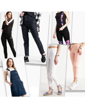 10068 микс женской одежды с дефектами (5 ед)