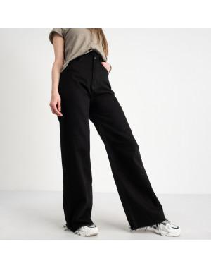 2004-01 Arox джинсы-клёш черные котоновые (6 ед. размеры: 25.26.27.28.29.30)