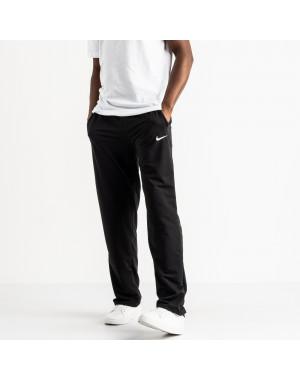 16300-1 черные брюки спортивные мужские батальные (4 ед. размеры: 56.58.60.62)