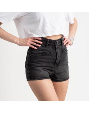 3358 Xray шорты женские серые котоновые (5 ед. размеры:34.36.38.40.42)