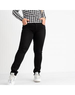 9801 Sunbird черные брюки батальные стрейчевые (6 ед. размеры: 30.32.34.36.38.40)