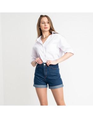 0652 Defile синие джинсовые шорты котоновые (6 ед. размеры: 34.36/2.38/2.40)