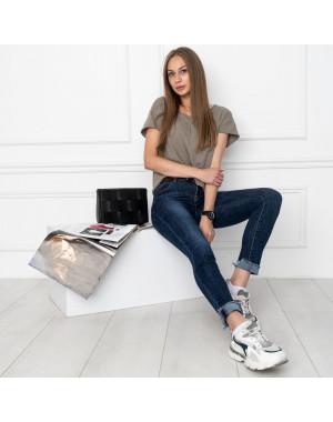 5011 OK&OK джинсы женские синие стрейчевые (6 ед. размеры: 25.26.27.28.29.30)