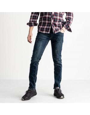 4923 Corcix джинсы мужские синие стрейчевые  (8 ед. размеры: 29.30.31.32.32.33.34.36)