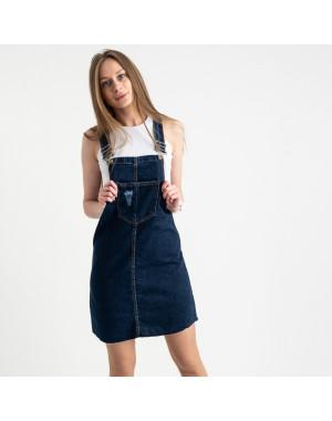3900 Defile сарафан джинсовый синий котоновый ( 6 ед. размеры: 34.36/2.38/2.40)