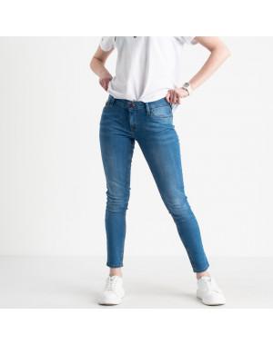 1941-10 Nescoly джинсы женские голубые стрейчевые (10 ед. размеры: 24/2.25/2.26/2.27/2.28/2)