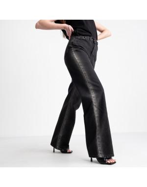 0759 Ponza джинсы-клёш серые котоновые (7 ед. размеры: 34/2.36/2.38/2.40)