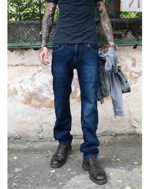 9060 LS джинсы мужские на флисе стрейчевые (29,31,32,38, 4 ед.)