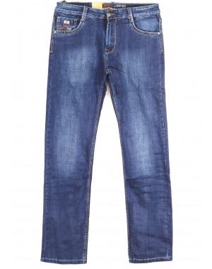 9312 S.L.Symbol (34-38 батал 8 ед.) осень-стретч джинсы мужские