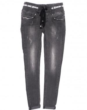9341-571 Colibri серые (25-30, 6 ед.) джинсы женские весенние стрейчевые