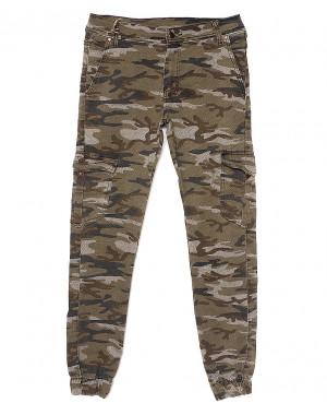 1123-3 камуфляж C.Devoir (29-36, 8 ед.) брюки мужские летние стрейчевые