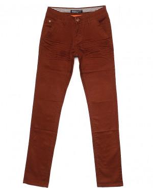 0116-2 Disvocas (28-36, молодежка, 8 ед.) брюки мужские осенние стрейчевые