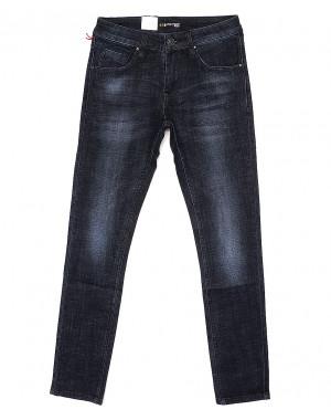9593 Dsqatard (27-34, молодежка, 8 ед.) джинсы мужские осенние стрейчевые