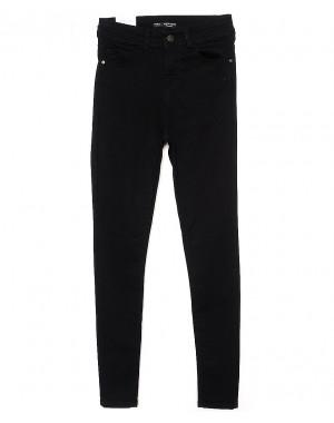 3863 (501) черные Hepyek (26-31, 9 ед.) джинсы женские осенние стрейчевые