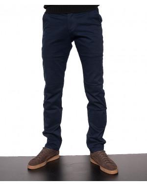 Акция! 5855 LS брюки осенние синие (28-34, молодежка, 7 ед.)