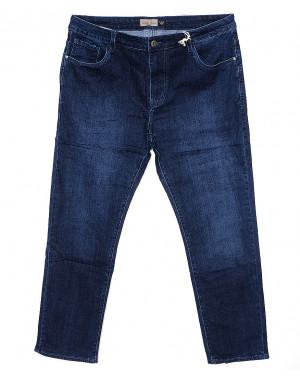 0041 Varxdar джинсы мужские батальные весенние стрейчевые (40-50, 8 ед.)