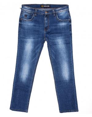 8213 Good Avina джинсы мужские батальные с теркой весенние стрейчевые (32-38, 8 ед.)