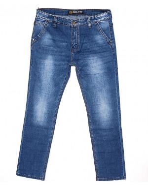 8217 Good Avina джинсы мужские с косым карманом батальные весенние стрейчевые (32-38, 8 ед.)