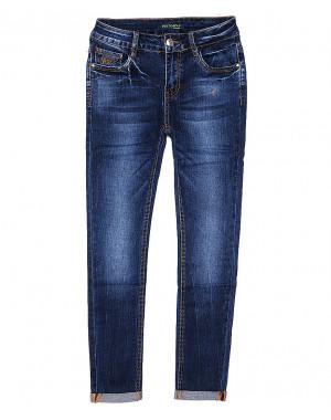 8179 Victory.C джинсы женские зауженные весенние стрейчевые (25-30, 6 ед.)