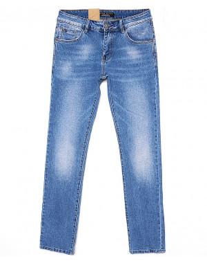 2058 Fang джинсы мужские с теркой весенние стрейчевые (29-36, 8 ед.)