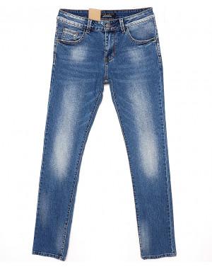 2068 Fang джинсы мужские с теркой весенние стрейчевые (29-36, 8 ед.)