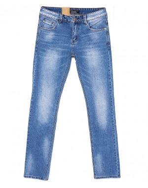2061 Fang джинсы мужские с теркой весенние стрейчевые (29-36, 8 ед.)