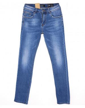 2091 Fang джинсы мужские зауженные весенние стрейчевые (30-38, 8 ед.)