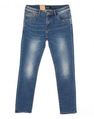 2055 Fang джинсы мужские с теркой весенние стрейчевые (29-36, 8 ед.)