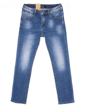 2042 Fang джинсы мужские с теркой весенние стрейчевые (30-38, 8 ед.)