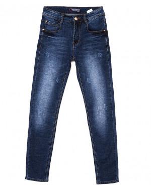 T 0672 Crosstyle джинсы мужские молодежные весенние стрейчевые (27-34, 8 ед.)