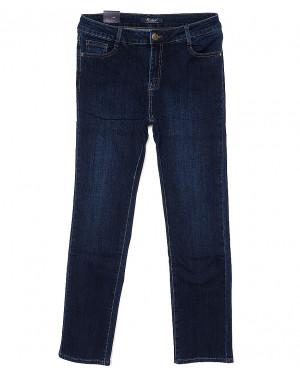 3035 Sunbird джинсы женские батальные на байке стрейчевые (31-42, 6 ед.)