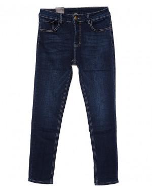 0763 Moon girl джинсы женские батальные на байке стрейчевые (30-36, 6 ед.)