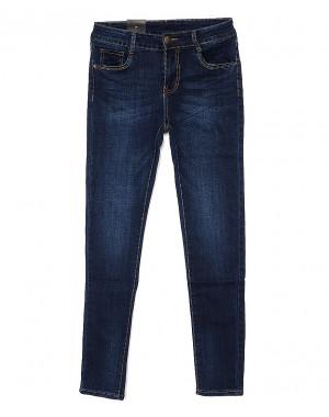 0756 Moon girl джинсы женские зауженные на байке стрейчевые (26-31, 6 ед.)