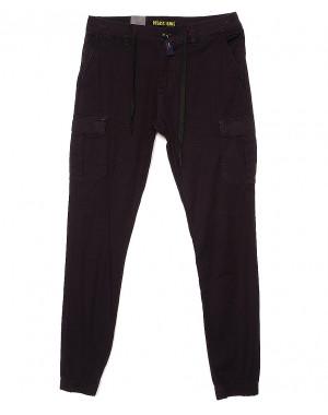 7658 (23) Regass брюки мужские на манжете с карманами весенние стрейчевые (30-38, 8 ед.)