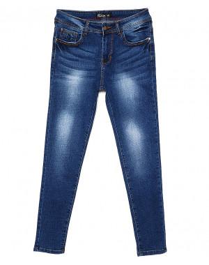 C 0543-9 джинсы женские батальные весенние стрейчевые (28-33, 6 ед.)
